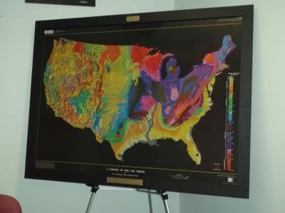 maps in school